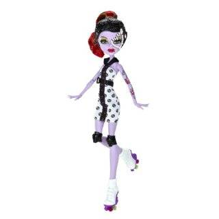 Monster High Roller Maze Operetta Doll