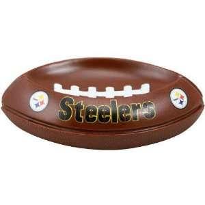 NFL Pittsburgh Steelers Football Shape Soap Dish
