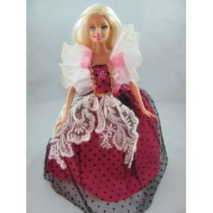 Beautiful Barbie Dress Fits 11.5 Barbie Dolls Toys & Games