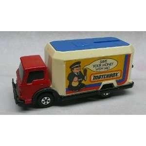 Matchbox Super Kings   Security Truck   K 19   1978