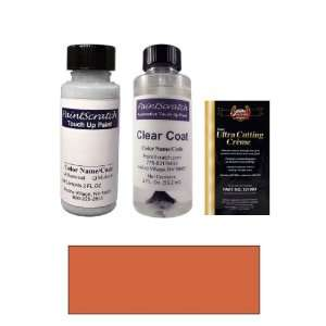 Oz. Orange Pearl Metallic Paint Bottle Kit for 1998 Toyota Tacoma