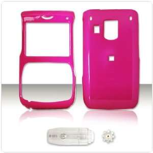 Hard Solid Hot Pink Case Cover For HTC S630 Cavalier S730 PDA