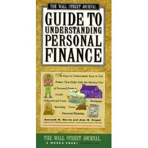 Wall Street Journal Guide to Understanding Personal
