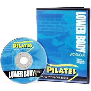 Pilates® Lower Body Workout DVD Sports & Outdoors