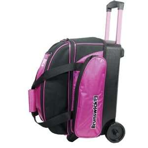 Brunswick Gear Double Roller Pink
