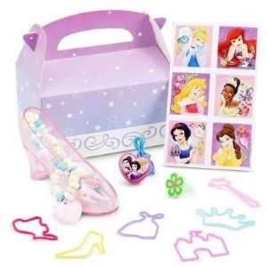 Costumes 190306 Disney Princess Dreams Party Favor Box