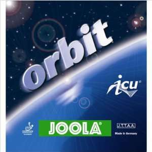 Orbit ICU Table Tennis Blade Rubber Thickness 1.8, Color