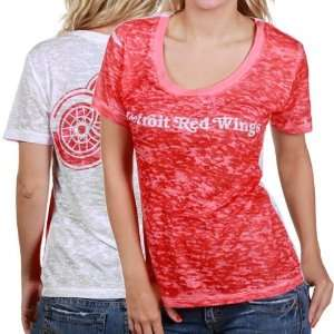 NHL Touch by Alyssa Milano Detroit Red Wings Ladies Red
