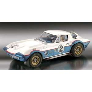 1965 Corvette Grand Sport 2 Sebring Slot Car by Revell Toys & Games