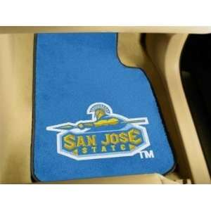 San Jose State SJSU Spartans Carpet Car/Truck/Auto Floor