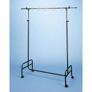 NEW Adjustable Mobile Chart Stand, 48 to 75 High, Steel