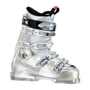 Salomon Divine 10 Ski Boots White/White Pearl Sports