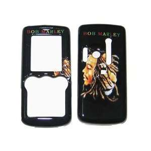BOB MARLEY snap on cover faceplate for Sony Ericsson w810 w810i (many