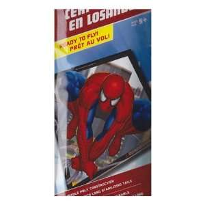 Marvel The Amazing Spiderman Kite, 24 Inch Diamond Kite Toys & Games