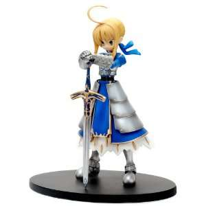 Stay Night Chibi Saber Armor Ver. Non Scale PVC Figure Toys & Games