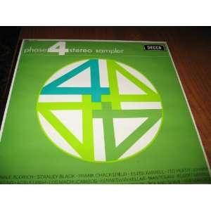 Phase 4 Stereo Sampler various artists Music