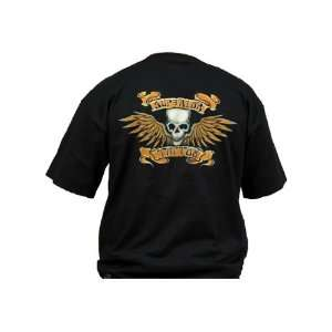 4 Color Superior Tattoo Equipment Logo T Shirt   Size