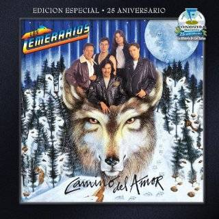 Camino Del Amor by Los Temerarios ( Audio CD   2009)   Original