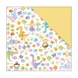 Things Princess/Tiny Yellow Stripes; 25 Items/Order Arts, Crafts