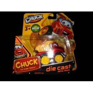 Tonka Chuck & Friends ~ Chuck the DumpTruck ~ Die Cast Metal Truck