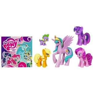 My Little Pony Friendship is Magic Gift Set Toys & Games