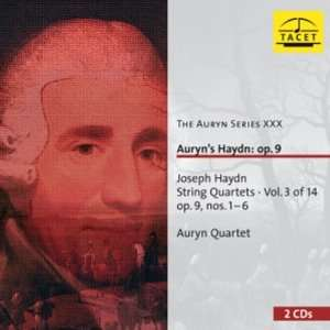 Auryns Haydn Op. 9   String Quartets, Vol. 3 of 14