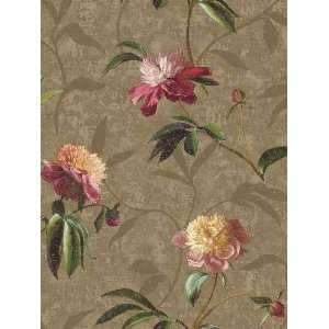 PAINTED GARDEN Wallpaper  GN2428 Wallpaper: Home & Kitchen