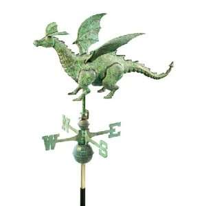 Good Directions Dragon Full Size Weathervane Patio, Lawn & Garden