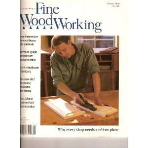 Woodworking Magazine February 1998 No. 128 Fine Woodworking Books