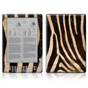 Zebra Print Decorative Protector Skin Decal Sticker for