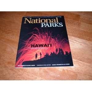 National Parks magazine, Summer 2010 Hawaii Fiery Volcanoes, Black