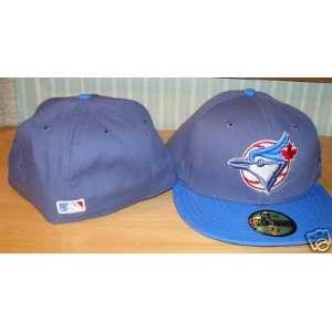 Toronto Blue Jays New Era Cap Hat Slate Custom 7 1/2   Men