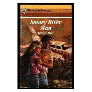 Snowy River Man (Harlequin Romance) (9780373029341