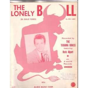 Sheet Music The Lonely Bull (El Solo Toro) cover photo