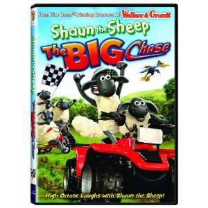 Shaun the Sheep The Big Chase John Sparkes, Justin