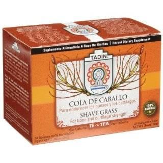 Tadin Tea, Cola De Caballo (Shave Grass) Tea, 24 Count Tea Bags (Pack