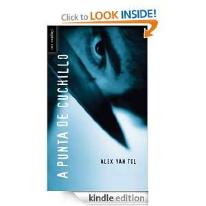punta de cuchillo (Spanish Soundings) (Spanish Edition): Alex Van