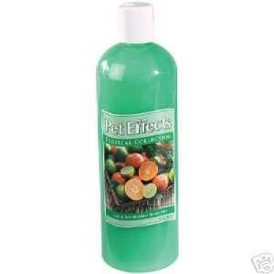 Pet Effects Lime Mandarin DOG CAT Shampoo 17 oz.  Kitchen