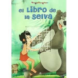 El libro de la selva/ The Jungle Book (Spanish Edition