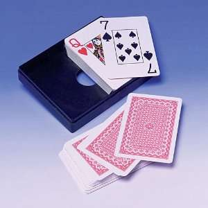 Double Deck Playing Cards Toys & Games