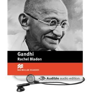Gandhi (Audible Audio Edition) Rachel Bladon Books