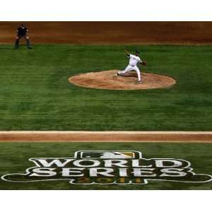 , Texas Rangers, World Series Game 3, 10/22/2011 Sports Collectibles