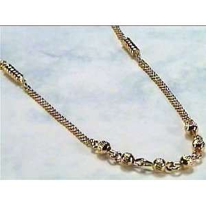 Golden Dream   Gold Plated Magnetic Therapy Necklace