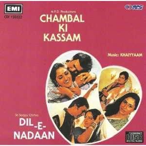 Chambal Ki Kassam / Dil E Nadaan Khaiyyaam Music