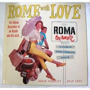 Rome with Love Roma Con Amore  Books