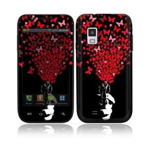 Samsung Fascinate Decal Skin Sticker   The Love Gun Everything Else