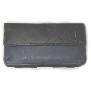 OEM Blue Leather Case Slide Sidekick Slide Shadow WING