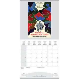 Vicious & Delicious 2011 Wall Calendar   CALENDARS