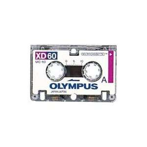 Olympus XB60 NB3 Micro Cassette Tape 30 60 Minutes per Side Ref 58041