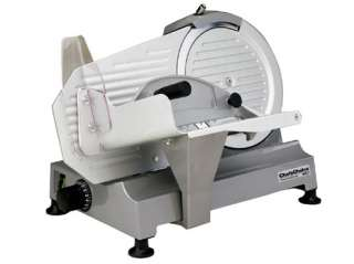 Chefs Choice Professional Electric Food Slicer 9.8 in. at